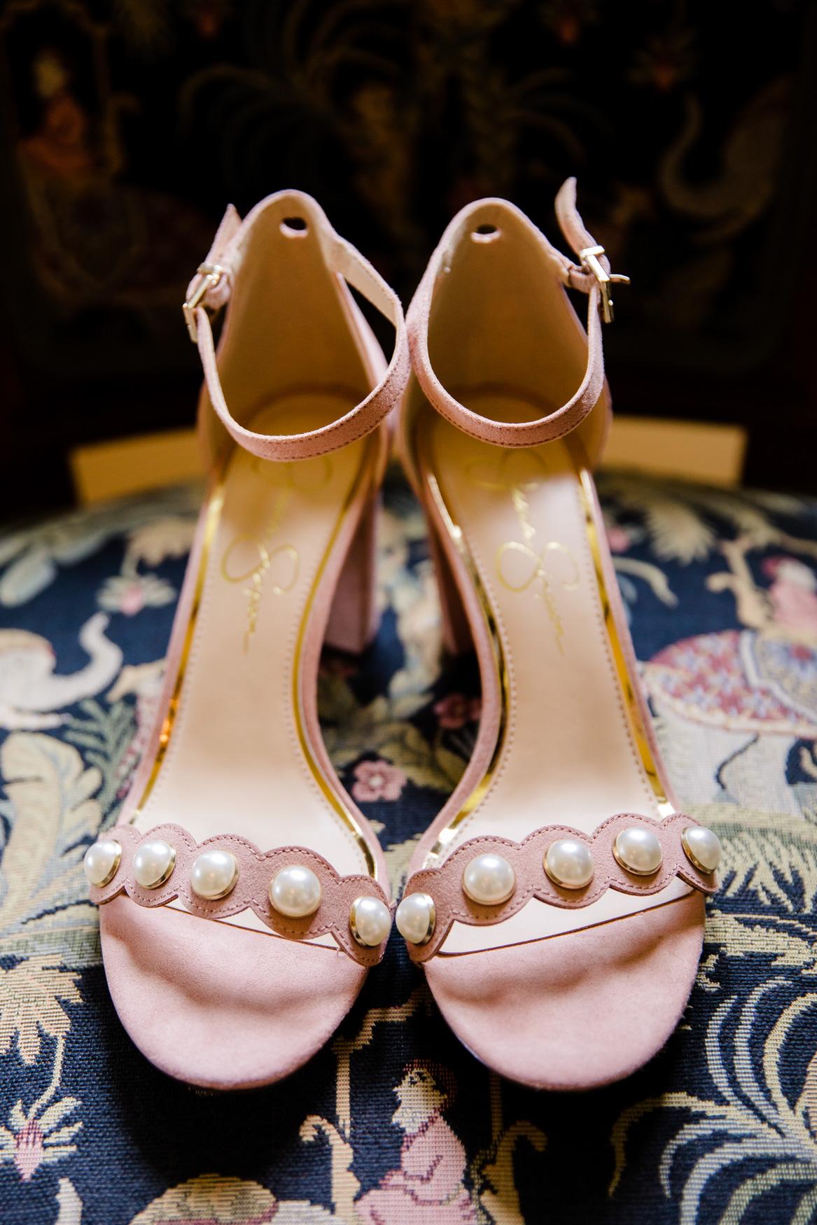 Wedding Waynesville NC Wedding Photographers Jessica Simpson Shoes