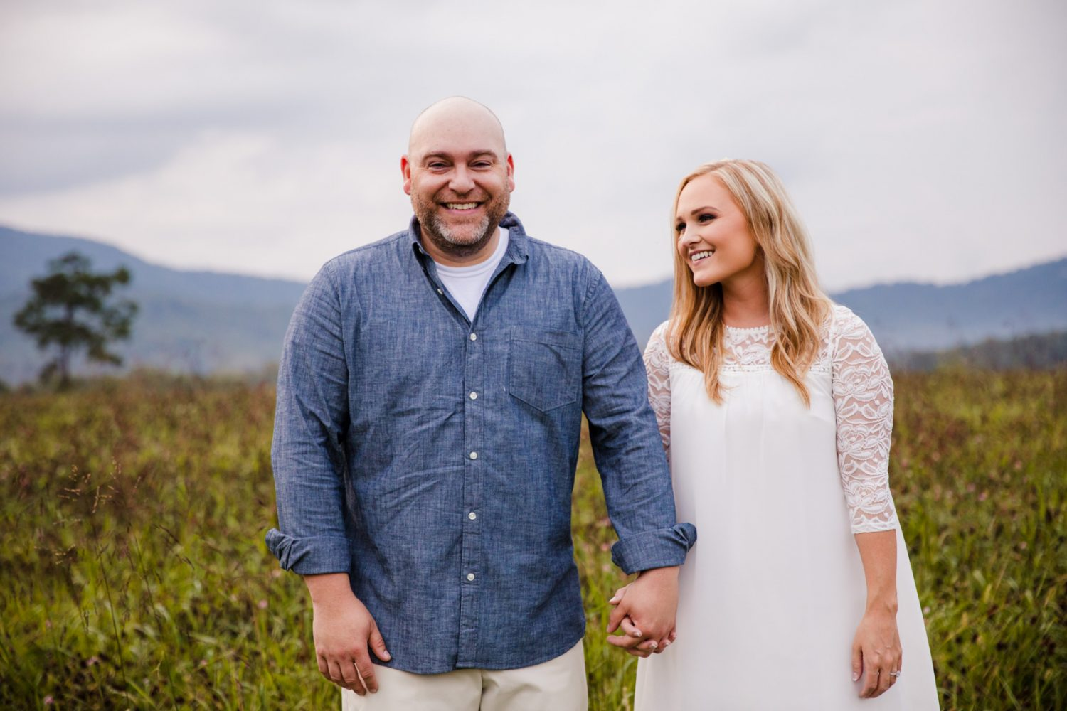 Engagement Session The Farm - A Gathering Place Candler NC Wedding Photography