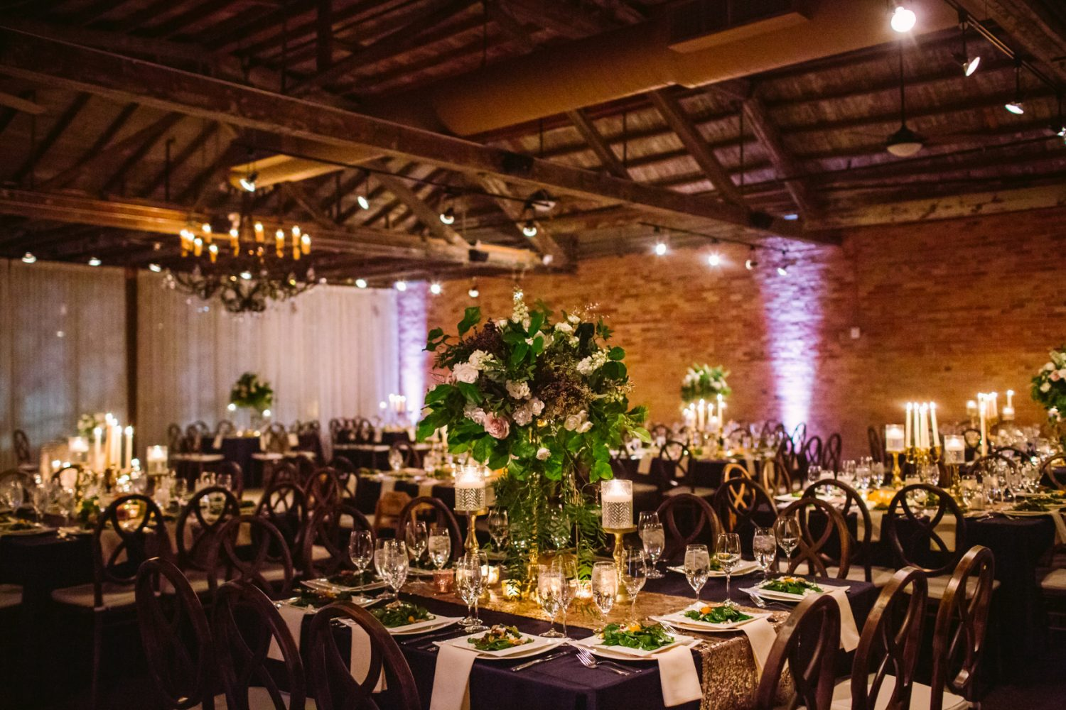 Wedding Reception Hall The Venue Asheville NC Wedding Photography