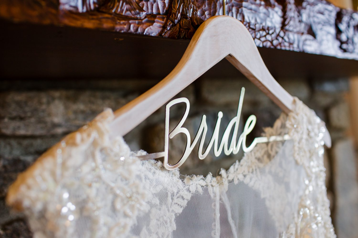Bridal Gown Details Waynesville NC Wedding Photography Inn at Tranquility Farm