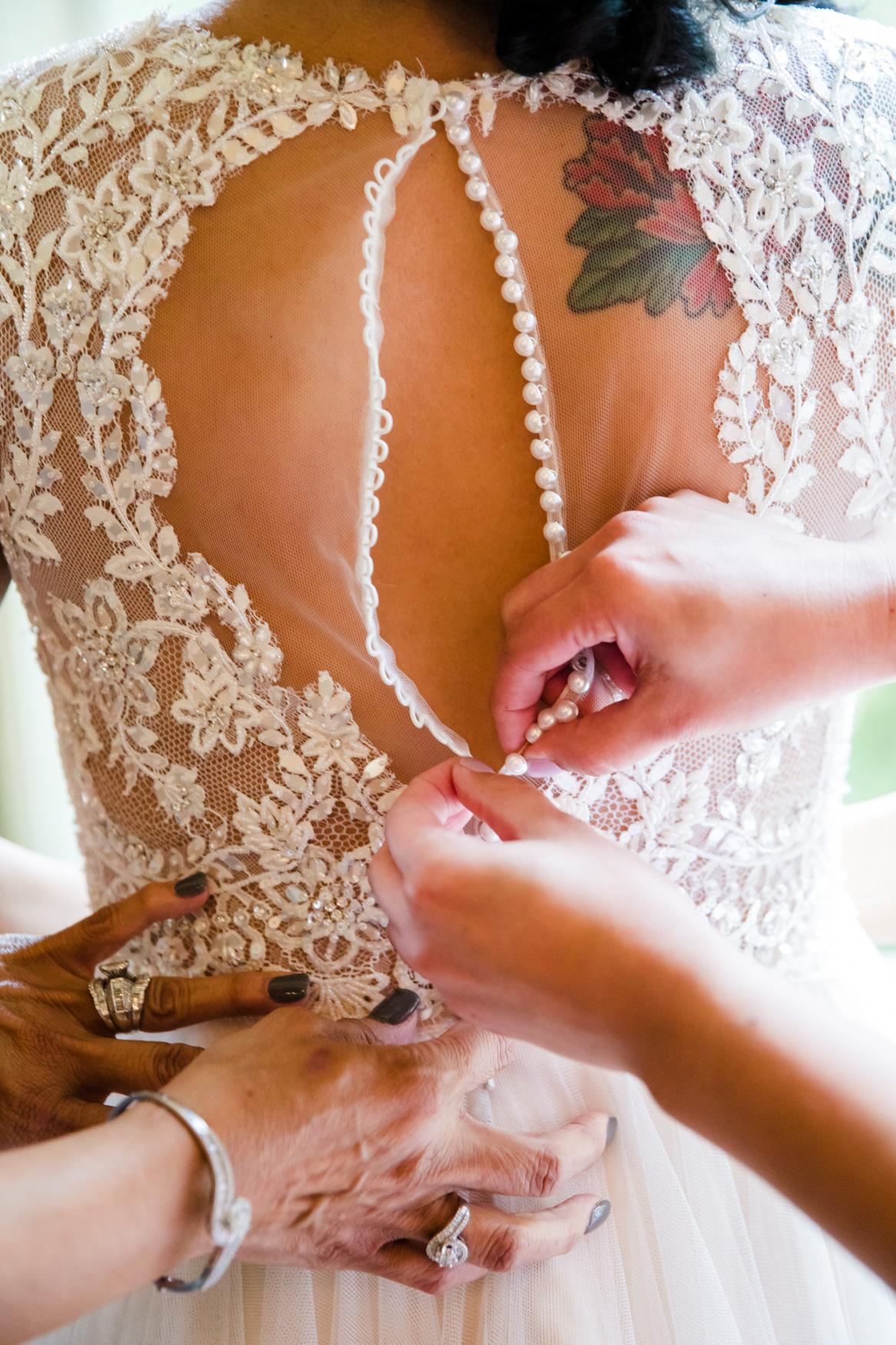 Bridal Prep Waynesville NC Wedding Photography