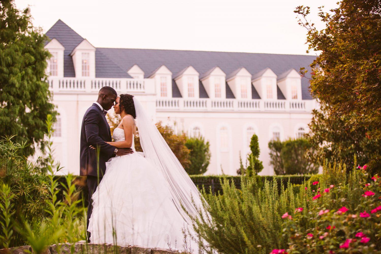Waynesville Wedding Photography | Couples Sunset Portrait