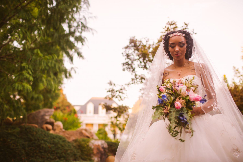 Waynesville Wedding Photography | Bridal Portrait