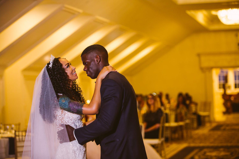 Waynesville Wedding Photography | First Dance