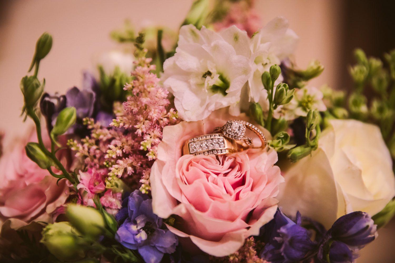 Waynesville Wedding Photography | Wedding Ring Detail