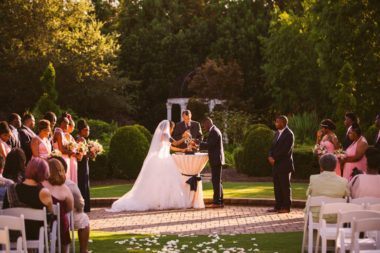 Waynesville Wedding Photography | Wedding Ceremony Tradition