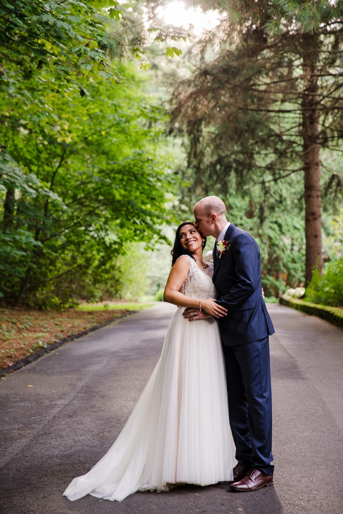 Couples Portrait Waynesville NC Wedding Photography
