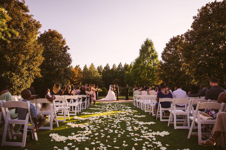 Waynesville Wedding Photography | Wedding Ceremony Photo