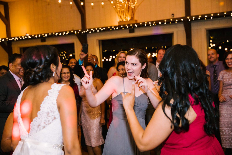 Waynesville NC Wedding Photography | Guests Dancing