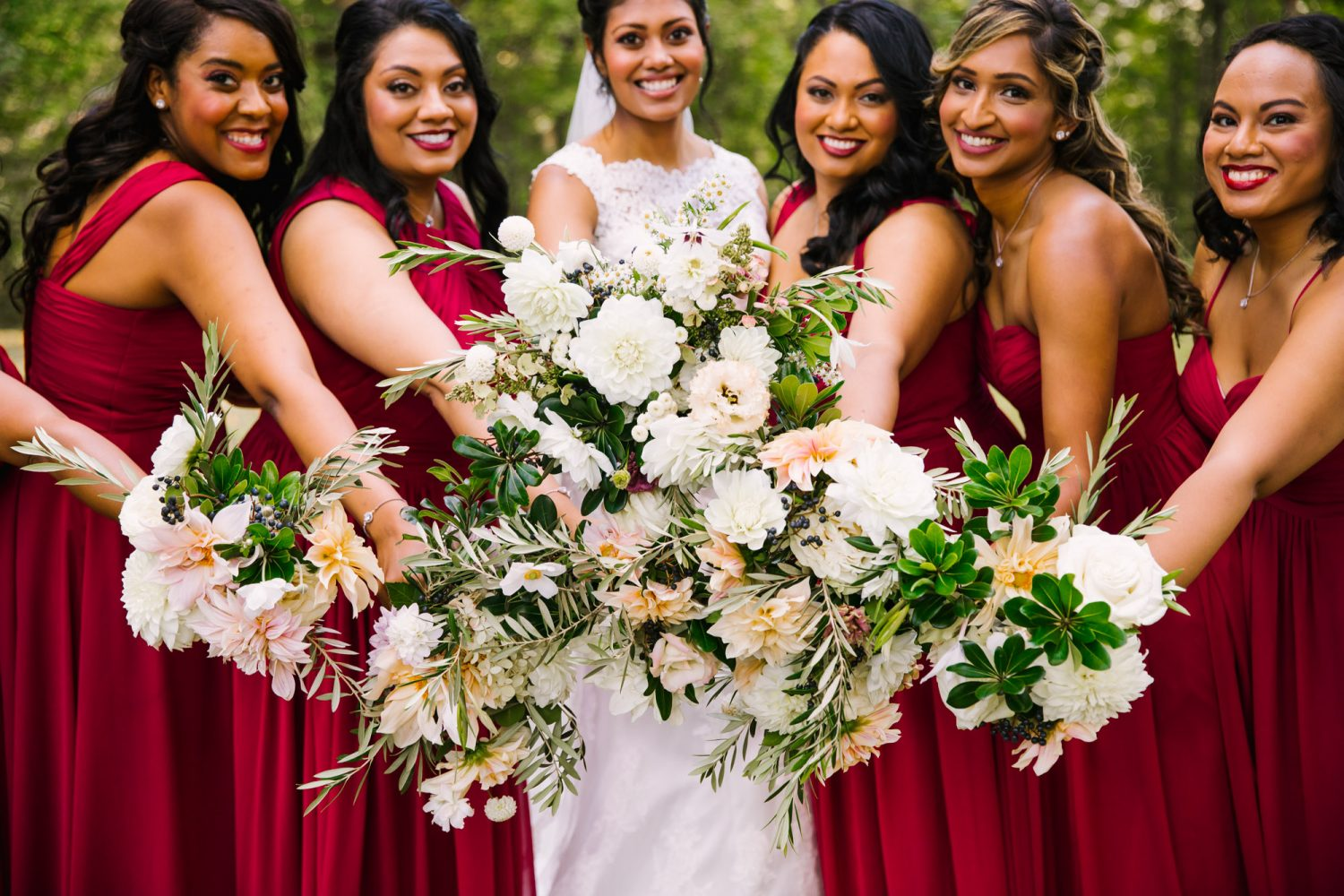 Waynesville NC Wedding Photography | Bridal Bouquets