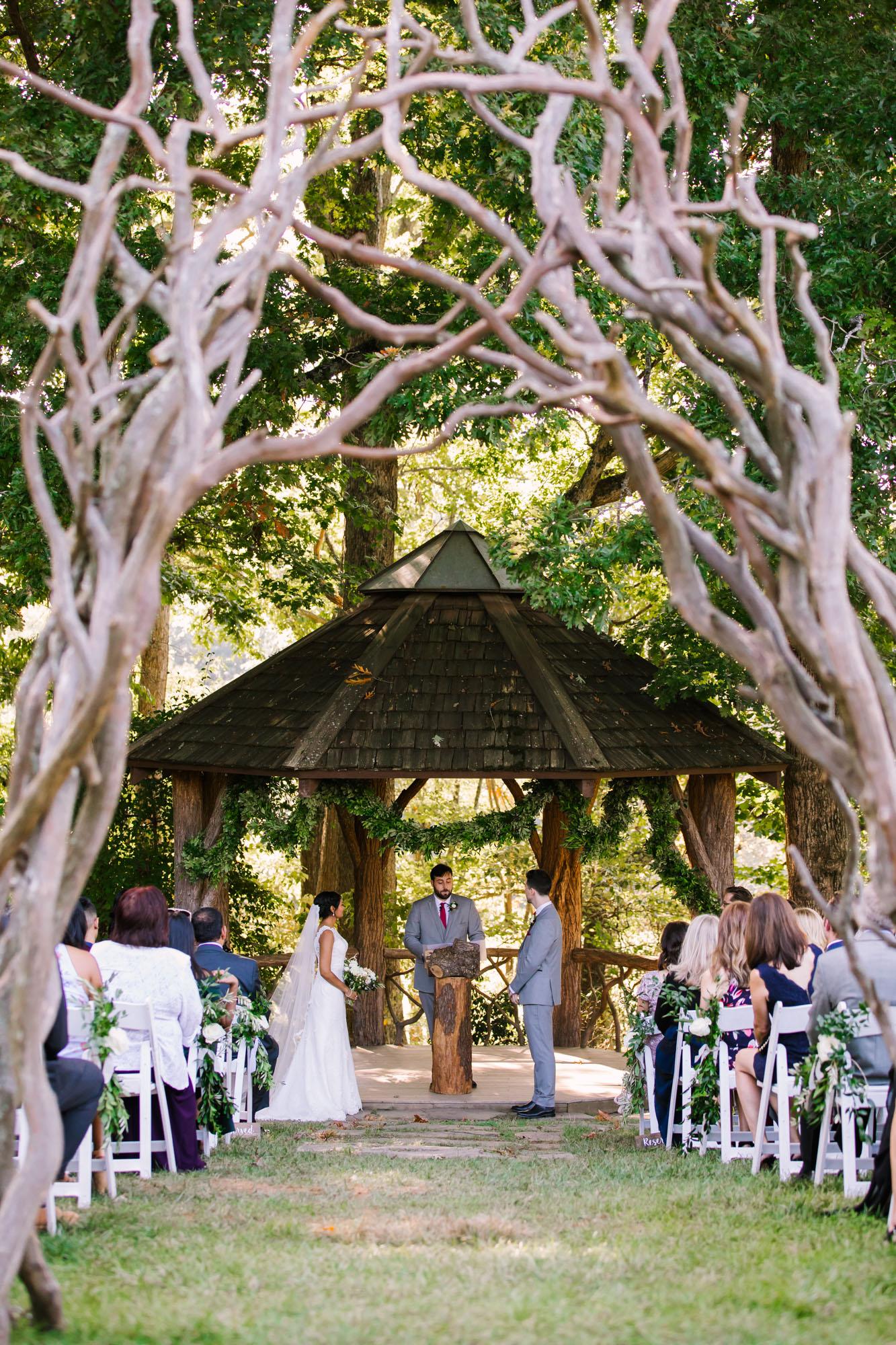 Waynesville NC Wedding Photography | Wedding Ceremony