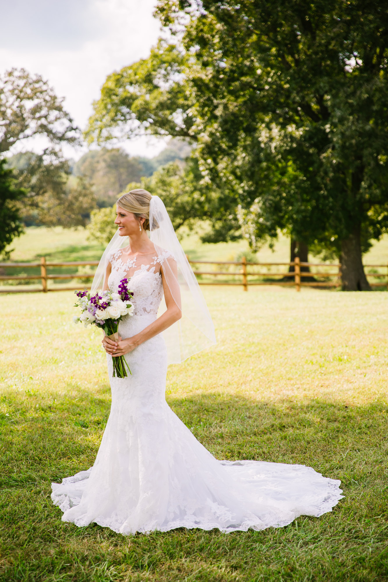 Waynesville, NC Wedding Photography | Bridal Portrait