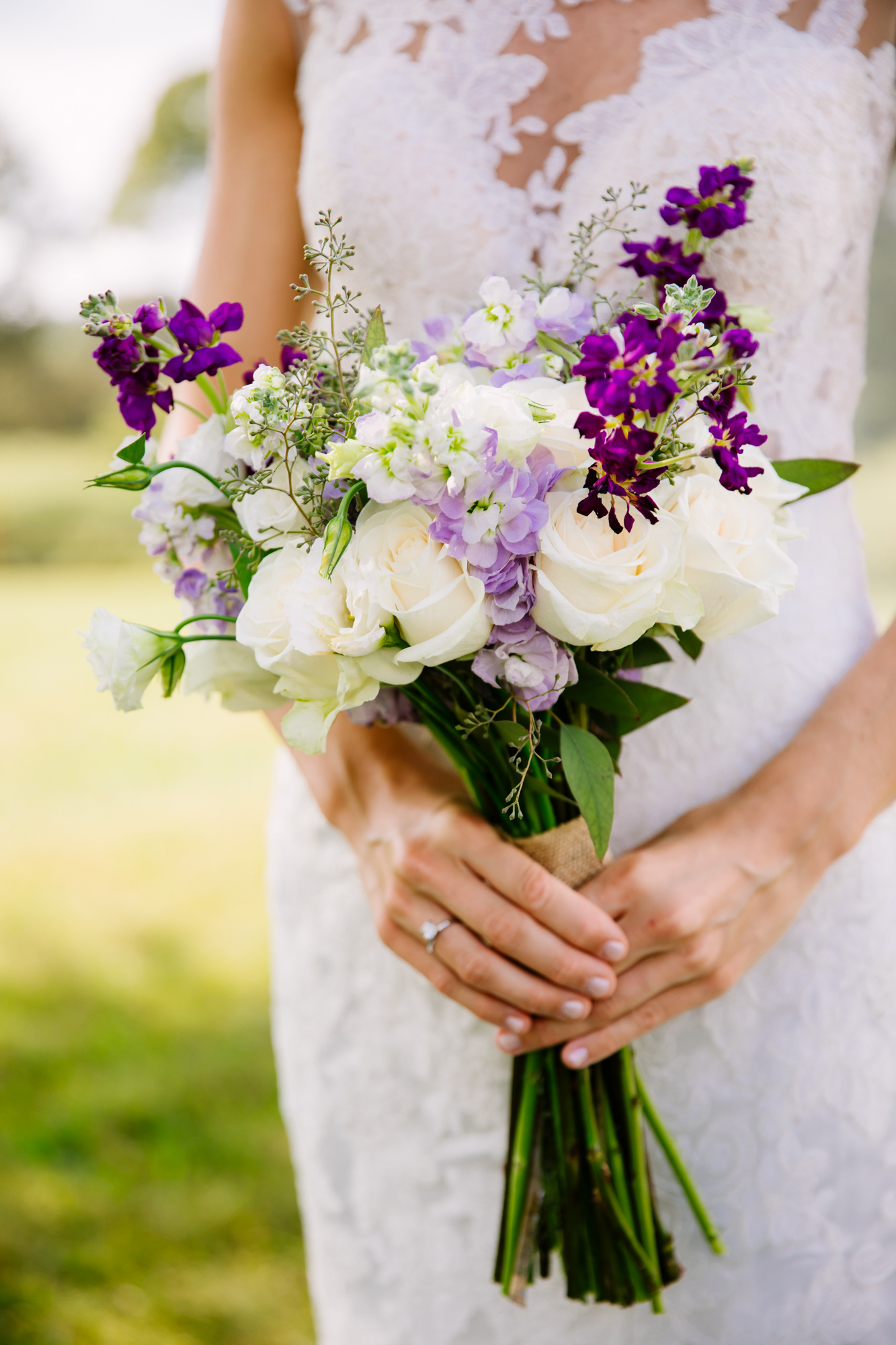 Waynesville, NC Wedding Photography | Bridal Bouquet